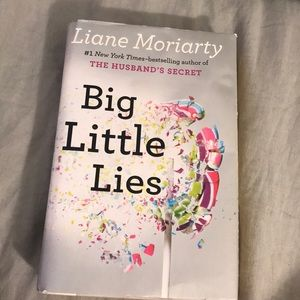 Big Little Lies by Liane Moriarty (hardcover)